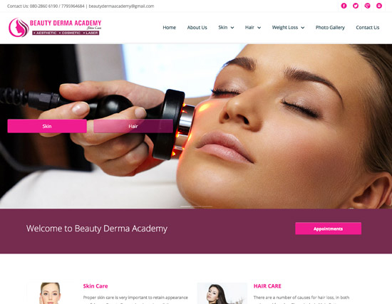 Beauty Derma Academy