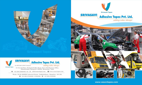 Srinivas Adhesive Tapes